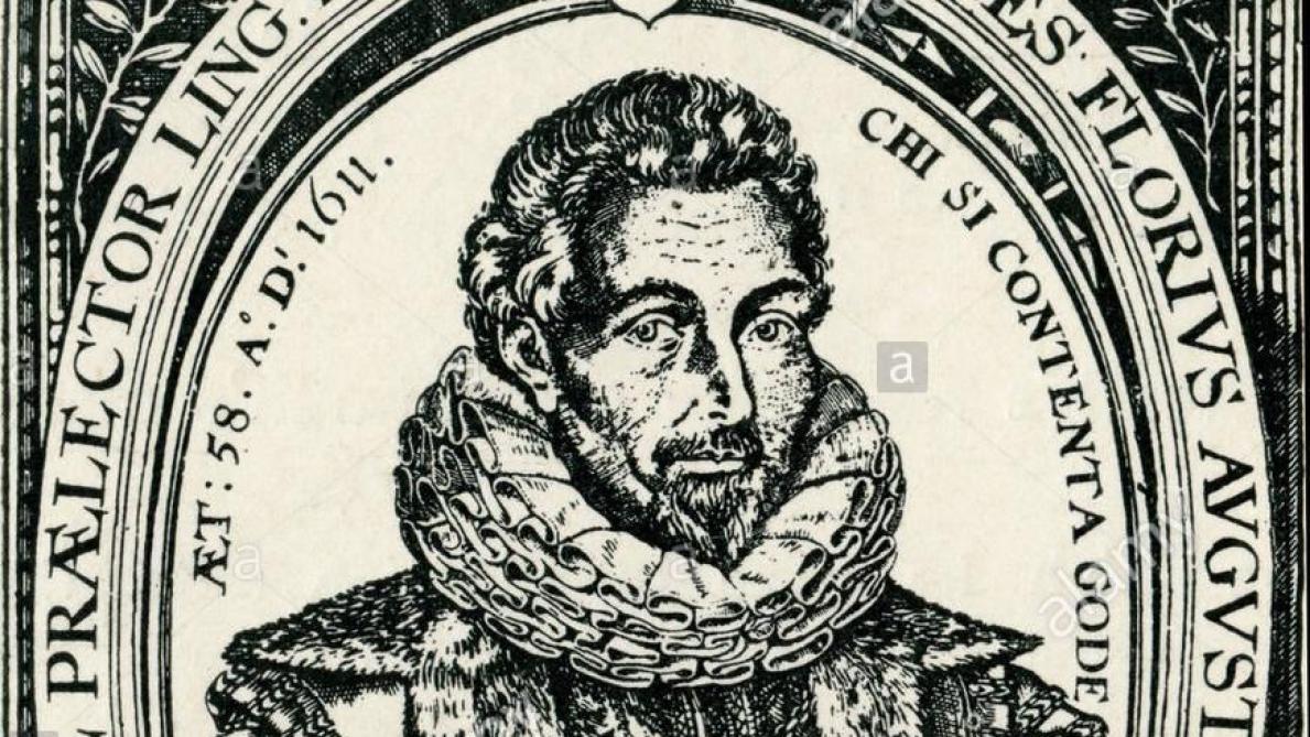Florio alias Shakespeare?