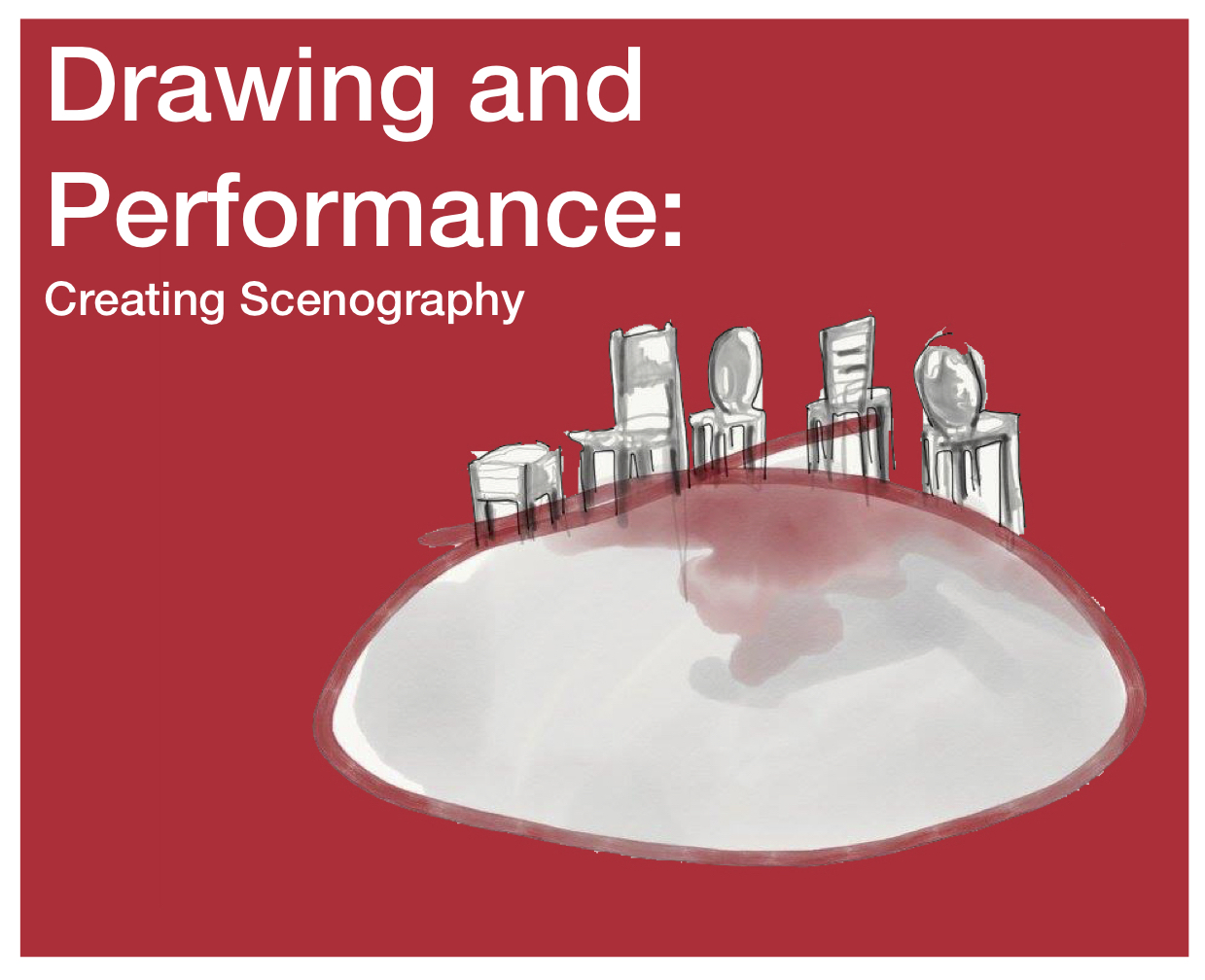 Call for papers – Drawing and performance : Creating scenography // Deadline : 15th October